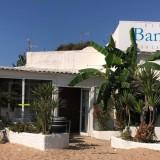 Els accessos al restaurant han estat precintats per ordre judicial. Foto: Banys Lluís.