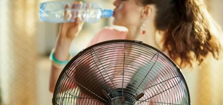 cop de calor