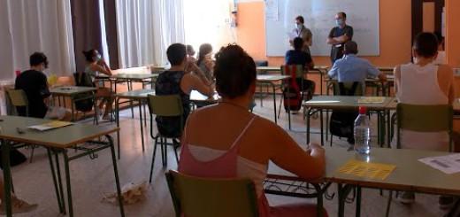 [Vídeo] L'Institut Bisbe Sivilla s'estrena com a centre de les PAU en la convocatòria de la pandèmia