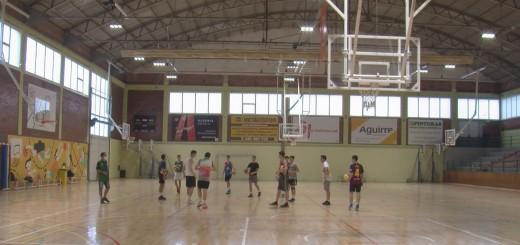 El CB Calella va reprendre l'activitat presencial al Pavelló a principis del mes de juny