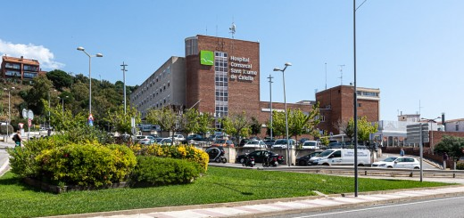 hospital calella