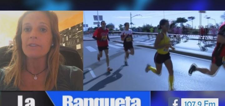[Vídeo] [La Banqueta] Entrevista Noelia Pastor
