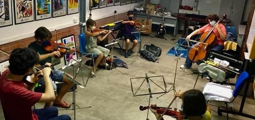 aula música