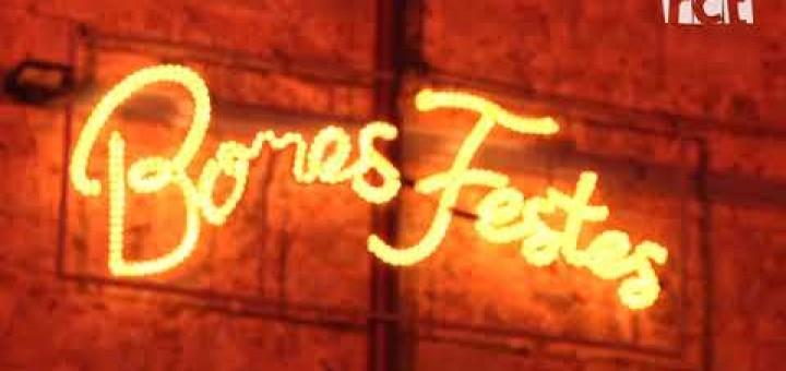 [Vídeo] Les llums de Nadal