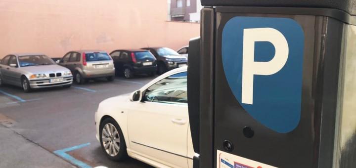 app aparcare