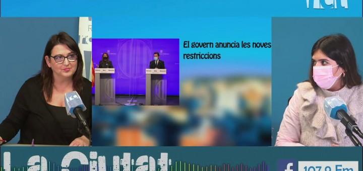 [Vídeo] La Ciutat 18-12-2020
