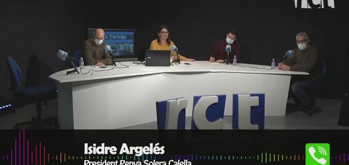 [Vídeo] La Tertúlia 04-12-2020