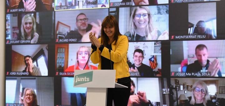 Foto: Junts per Catalunya