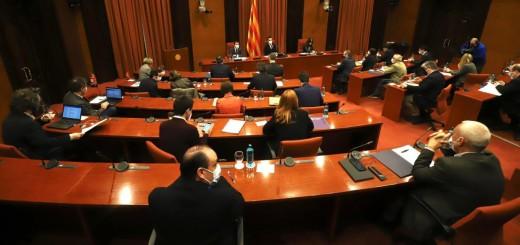 Reunió de taula de partits sobre les eleccions al Parlament