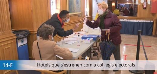 [Vídeo] 14-F: Eleccions en pandèmia