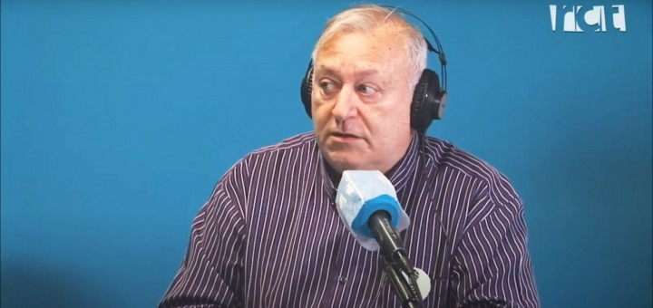Pere Cardona, un dels fundadors de l'entitat.