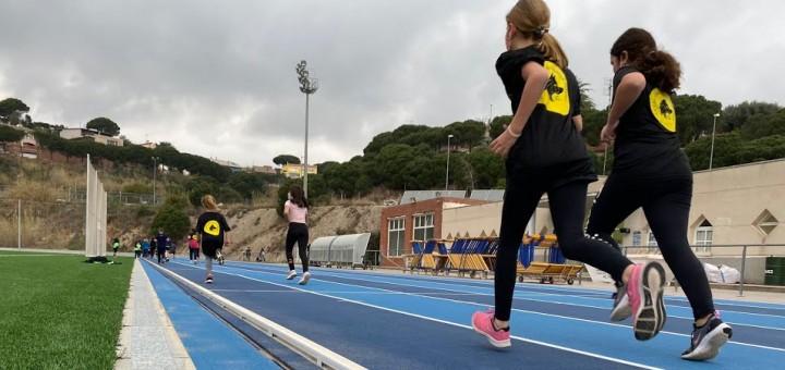 [Vídeo] Els esportistes tornen a trepitjar La Muntanyeta