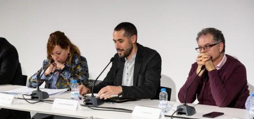 Intervenció de Xavier Ponsdomènec en l'última Audiència Pública celebrada a Calella (gener del 2020)