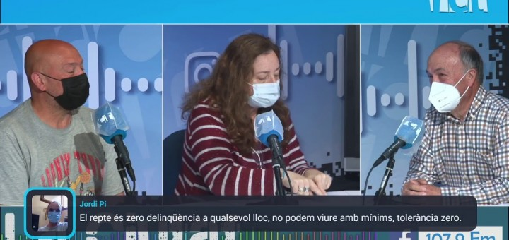 [Vídeo] La Tertúlia 28-04-2021