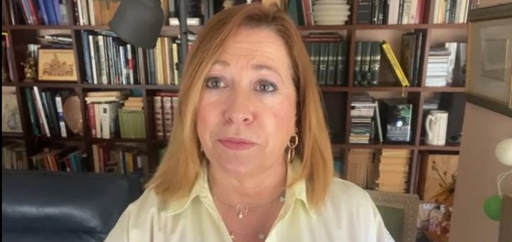 L'alcaldessa ha traslladat un missatge a la ciutadania després de l'incendi a la Bruna