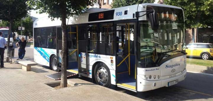bus calella-pineda