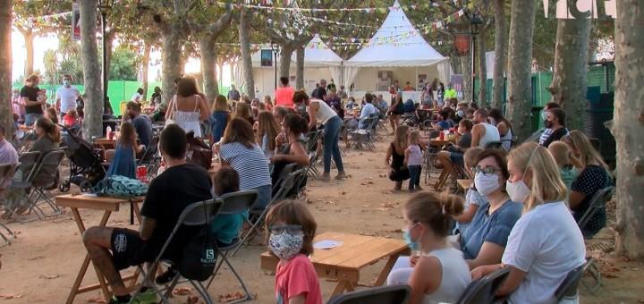 [Vídeo] Música, circ, gegants i teatre per la festa de Sant Quirze i Santa Julita