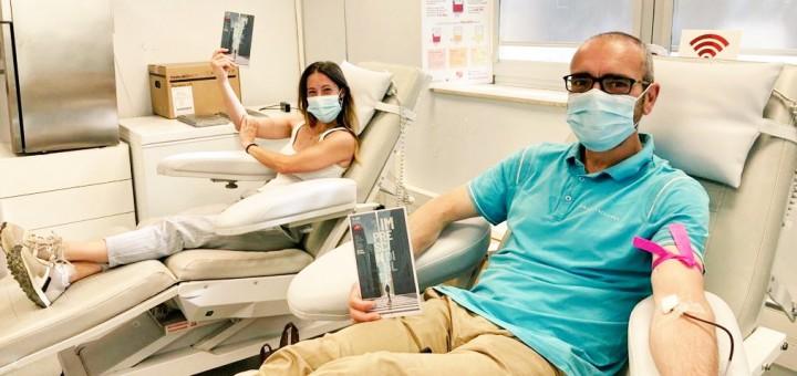 donar sang web