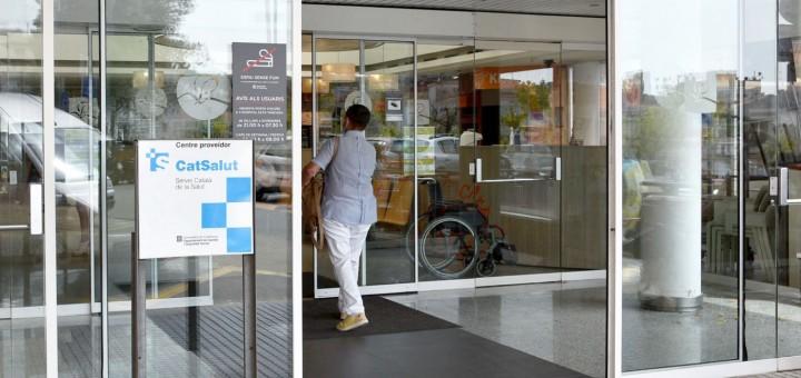 entrada hospital