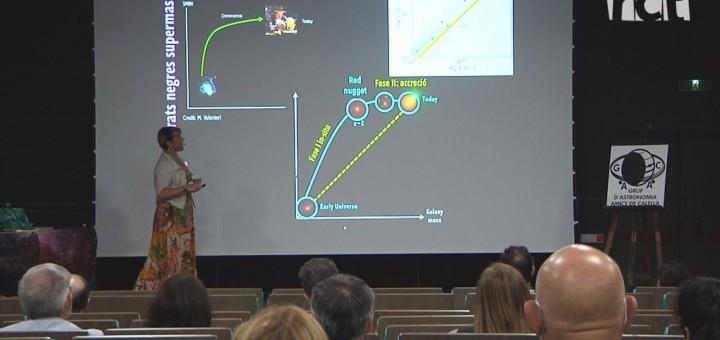 [Vídeo] Jornada astronòmica