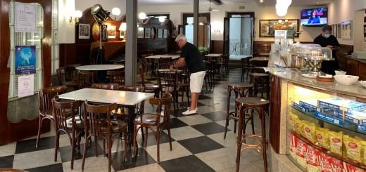 bars i restaurants