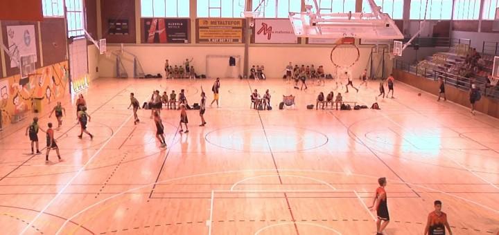 [Vídeo] El CB Calella celebra les 24 hores de bàsquet