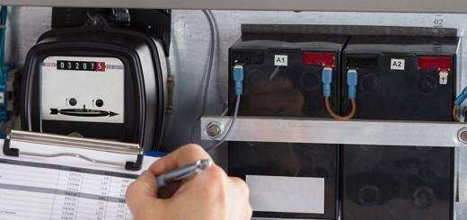 comptador de la llum digital