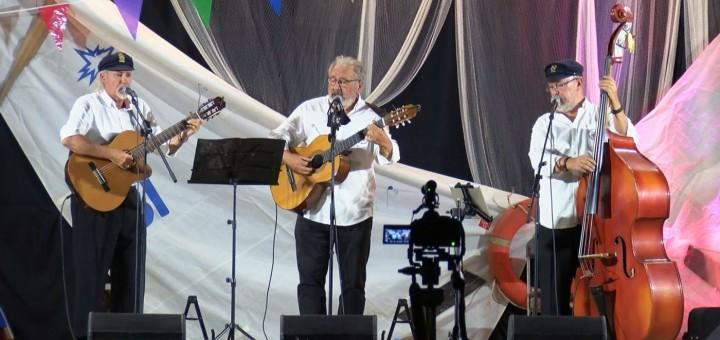 Actuació dels Faroners de Calella a la Tavernhava