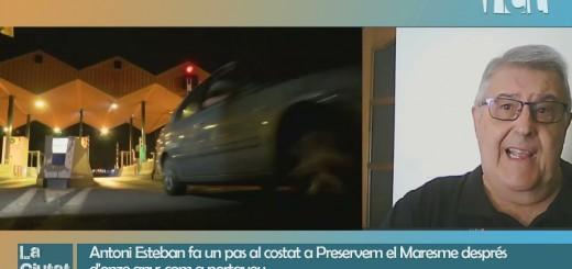 [Vídeo] Entrevista Antoni Esteban