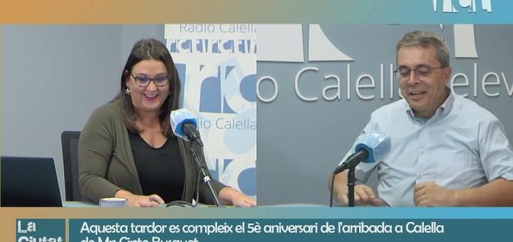 [Vídeo] Entrevista Cinto Busquet