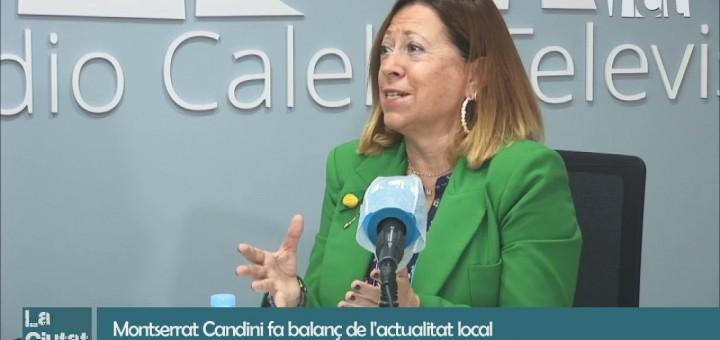 [Vídeo] Entrevista Montserrat Candini